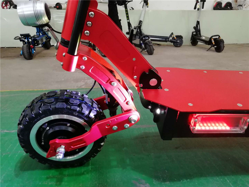 2018 Adult Stand Up Scooter Powerful 60V electric scooter 5000W for sale