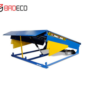 China Online Shopping Hydraulic Dock Leveler Manufacturing From Factory