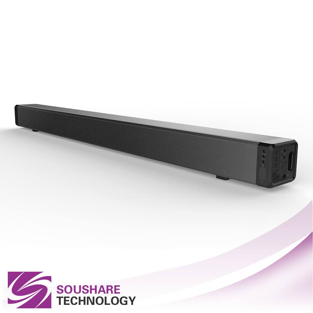 Cool gadgets wireless subwoofer sound bar 5.1 speaker 14V home theater system