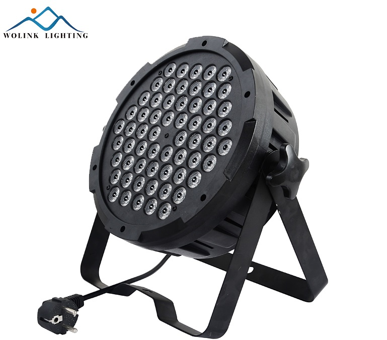 Professional amazing disco party par54 100w led stage light,rgb led stage light