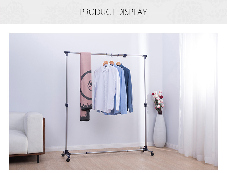 New Arrival Steel Clothes Drying Rack Stainless