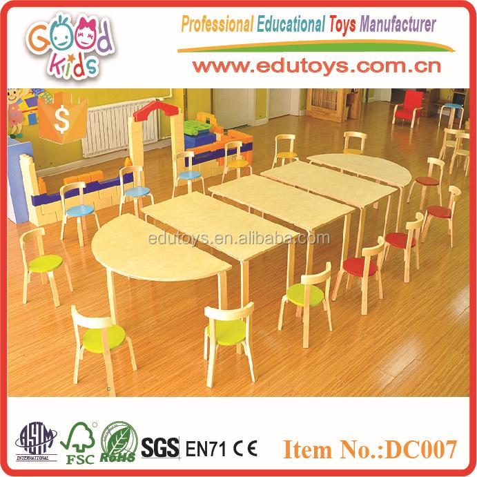 Fabrica precio al por mayor de madera utilizado muebles de for School furniture used