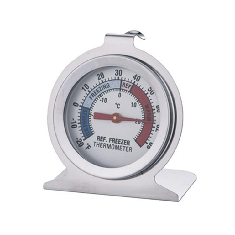 Fridge and Freezer Bimetal Thermometer Temperature Gauge