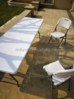 picnic table hdpe camping fold up table fodling table