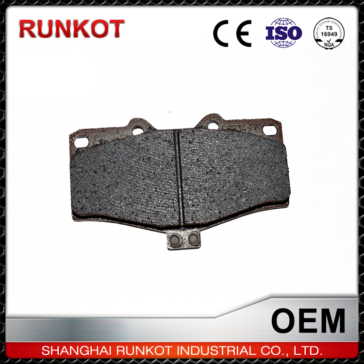 D796 Gdb951 21190 For Daewoo China Car Brake Pad Supplier High Quality Ceramic Auto Brake Pad