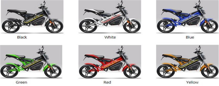 Foldable Good Quality Kids 24V Electric Motorcycle