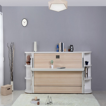 Astonishing 2018 Space Saving Furniture Modern Single Rollaway Folding Wall Bed Buy Folding Wall Bed Single Bed Rollaway Bed Product On Alibaba Com Download Free Architecture Designs Scobabritishbridgeorg