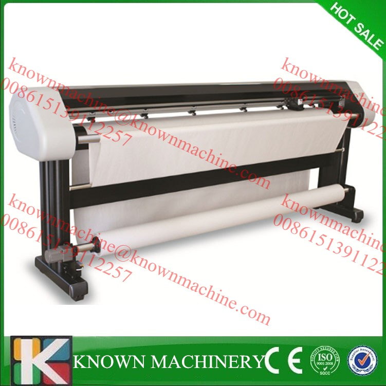 2m printing width inkjet plotter with double inks and software