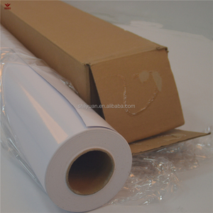 Hot selling removable glue self adhesive vinyl,ECO Solvent outdoor printing poster material self adhesive vinyl