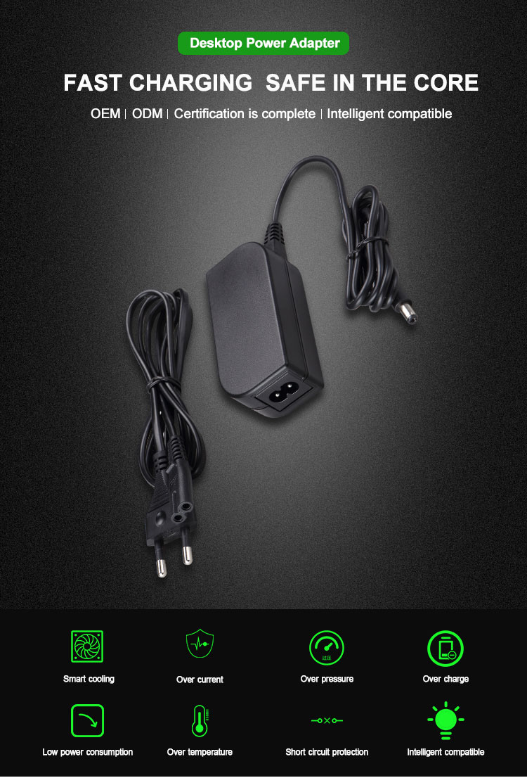 factory price 12V 5A laptop charger universal ac switching adapter
