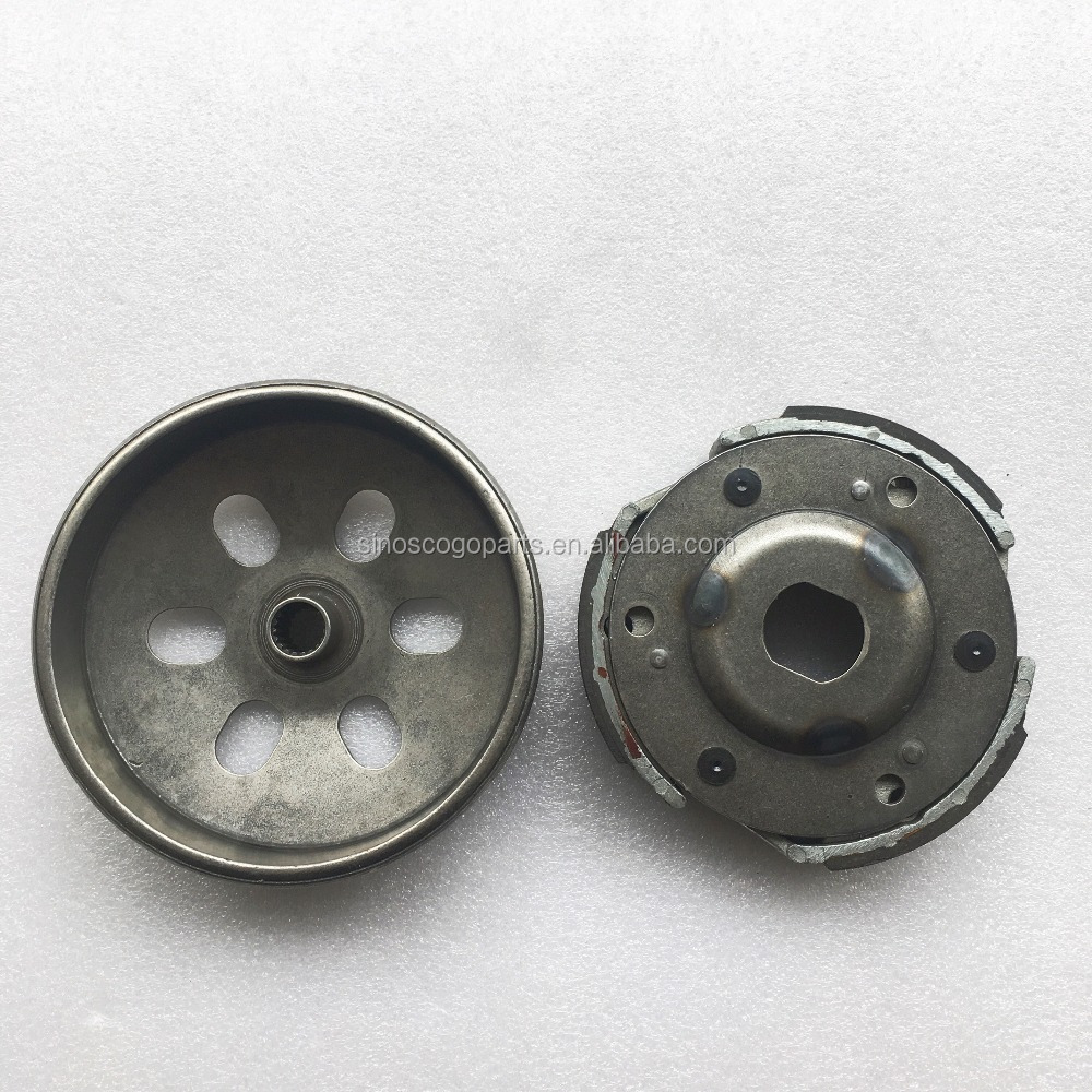 GGL Wet Clutch Brake Drive Driven Primary Secondary Clutch ATV200 250 Quad200 250 Linhai Taotao Buyang Xinyue ATV PARTS.