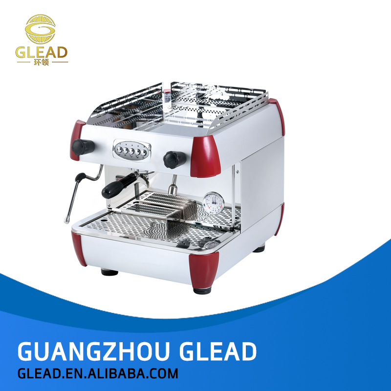 304s/s+paint Body Material High Efficiency Espresso Machine Coffee ...