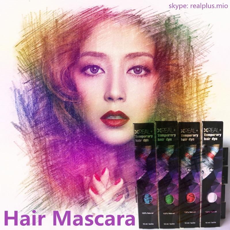 Temporary Hair Dye Red Hair Color Hair Dye For Men And Women - Buy ...