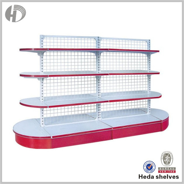 Best Selling Make Your Own Design 4 Sides Display Rack