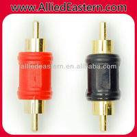 Car audio video accessories RCA adapter