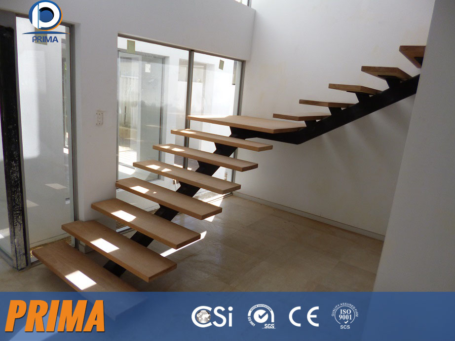 wood steps for indoor stairs (PR-L2100)