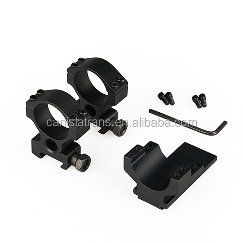 Tactical rifle scope mount ring 20mm weaver picatinny rail hunting equipment accessories