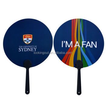 Brands Imprint Tailor Make Promotional Hand Held Fan