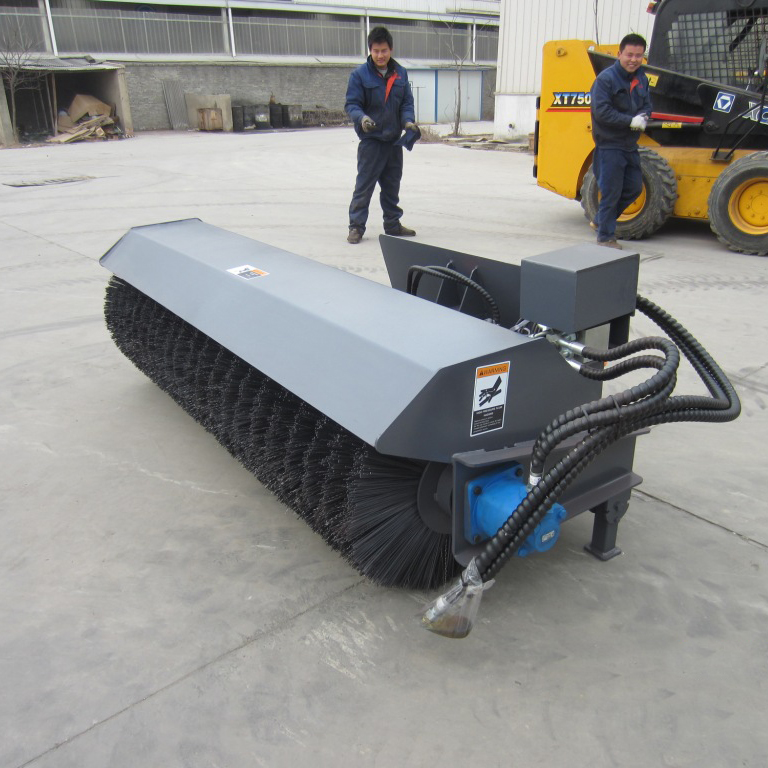 2017 High Efficiency New Chinese Lawn Sweeper