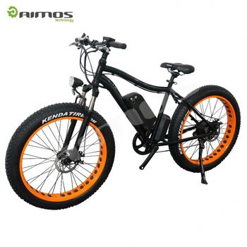 Fastest Electric Bike >> Fastest Electric Mountain Fat Tyre Bike The Best Electric Bike In
