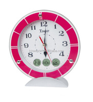 2014 new item function digital desk analog clock