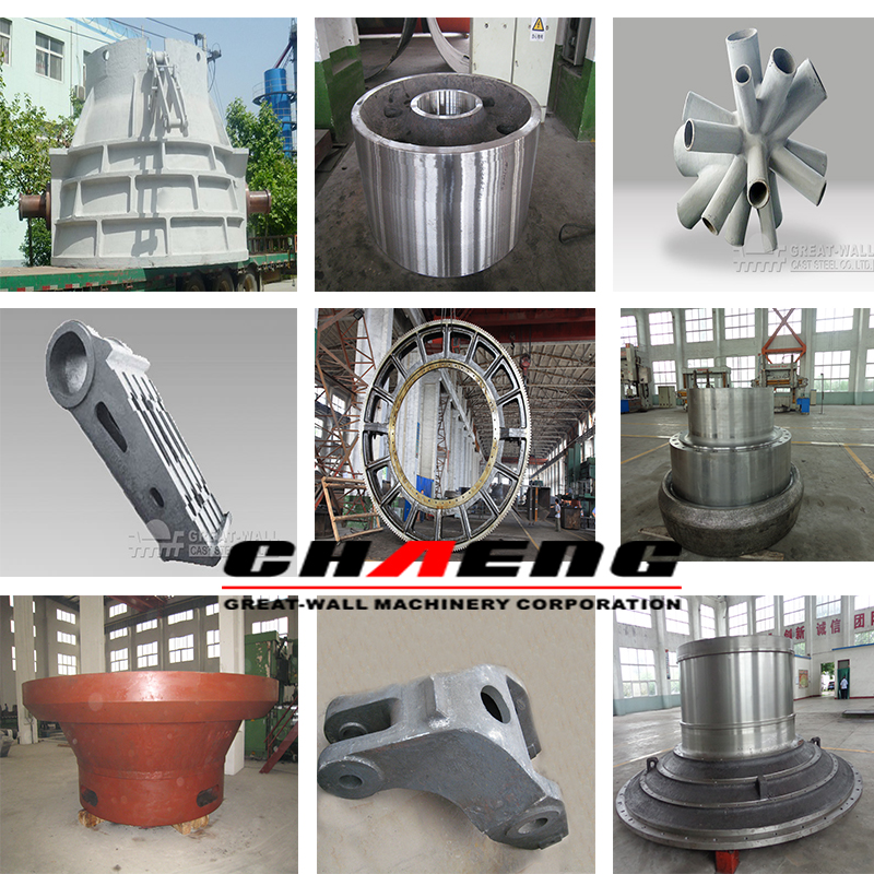 Steel Casting Foundry Parts Supplier In Gujranwala