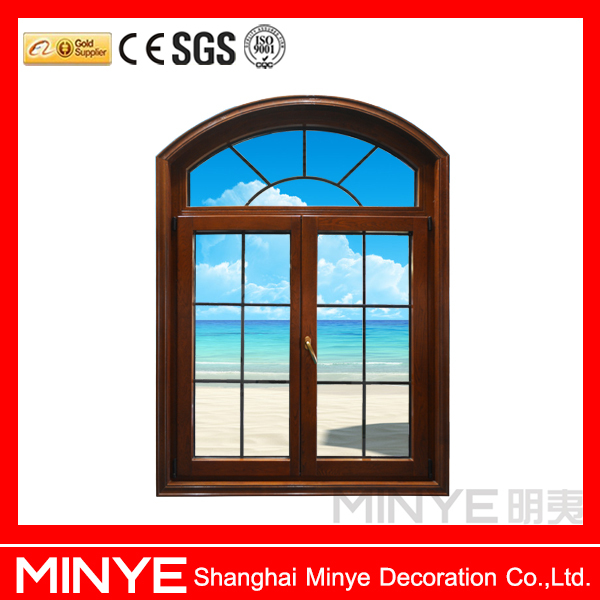 China supplier new design casement window aluminum french for New windows for sale