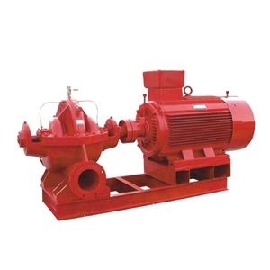 14 inch water pumps horizontal fire fighting pump electric split case pump