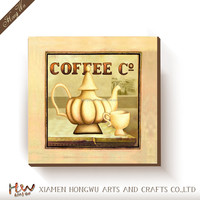 Cup Of Coffee Still Life Wall Art Picture Oil Painting Canvas Printing