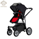 New design push chair multi position recline baby stroller newly china factory