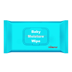 80ct hot sale baby moisture wipe with PP lid