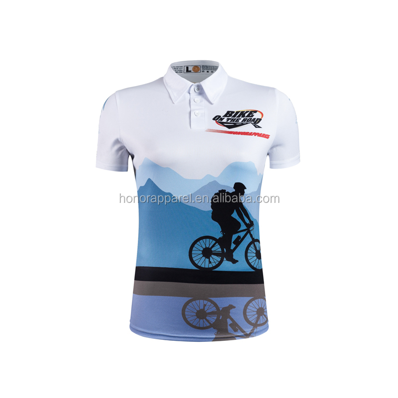 2017 Hot sale Unisex Polo Shirt Sublimation custom short sleeve polo shirt, Shirt