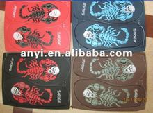 2012 scorpion-printed man eva sole