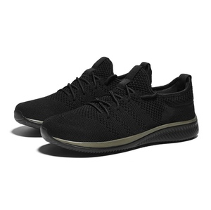 light low price breathable men's cemented shoes, men's mesh casual sports shoes