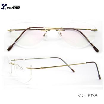 2018 Hot Sell Fashion Silhouette Titanium Eyeglass Frames Ready ...