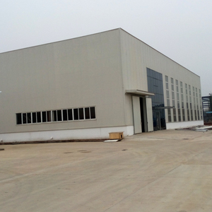 Long life plant peb steel structure