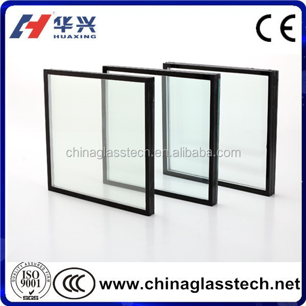 Commercial Soundproof Double Glazing Windows Glass