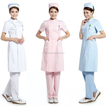 New Style Nurse Uniform/Nurses Uniform Design Pictures/Nurse Hospital Uniform