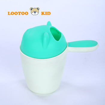 new hot sale alibaba trade assurance china factory high quality plastic baby shampoo cup