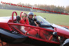 High speed electric road racing Roadster with EEC/COC