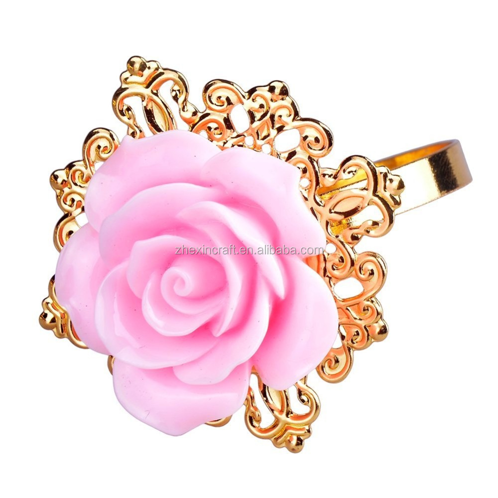 List Manufacturers of Gold Napkin Rings For Weddings, Buy Gold ...