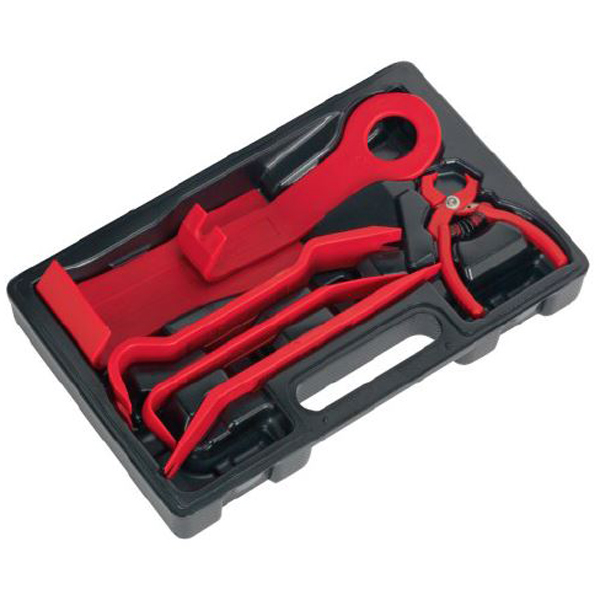 Trim And Upholstery Tools And Trim Clip Removal Pliers