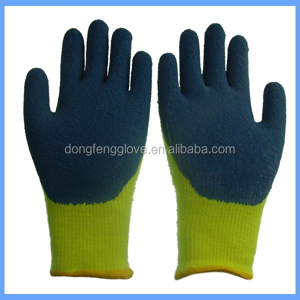 High Quality Aramid Fiber Latex Gloves Heat Resistant Ce Approved ...