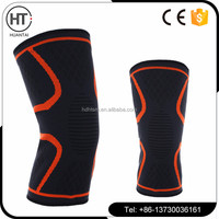Hot sale High quality sports Knee Support Brace Compression Knit Elastic Knee Sleeve