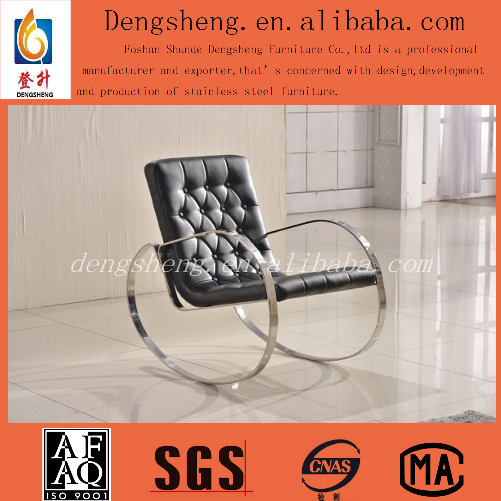 Miraculous Stainless Steel Frame Modern Recliner Chair Rocking Chair Leisure Chair Livingroom Furniture Buy Recliner Leisure Chair Modern Leisure Forskolin Free Trial Chair Design Images Forskolin Free Trialorg