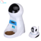 Amazon top sale wifi camera automatic pet feeder digital for pets