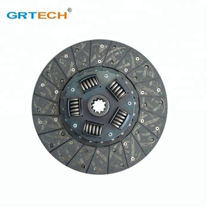 Tractor spare parts clutch plate size 280x165x10x29