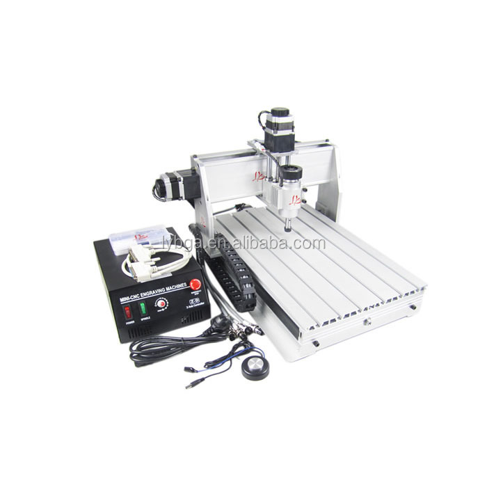 cnc 3040Z-DQ cnc router with Ball Screw Design, ship from EU/USA warehouse, no tariff and VAT