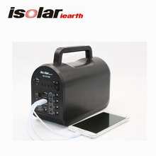 10W Portable 5W Led Solar Emergency Light With Mobile Phone Charger Solar Kit 12V For Africa