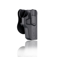 Cytac tactical gun Holster and concealed carry gun bag For CZ P-07/CZ P-09